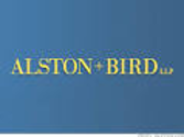 The stork is covered @AlstonBirdLLP