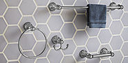 Co-Ordinate your bathroom with bathroom accessories
