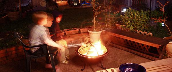 Headline for Best Modern Outdoor Backyard/Patio Fireplaces Reviews 2014