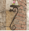 Wrought Iron Wall Decor - Iron Accents