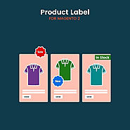 Magento 2 Product Labels | Add Sale & Discount Labels, Stickers, Template, Ribbon