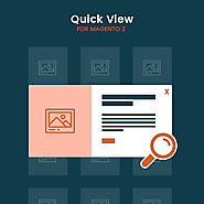 Magento 2 Quick View Extension | Product Quick View Extension For Magento 2