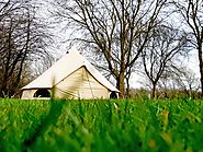 5m Glamping Bell Tent Bundle Package Deal Camping | Bell Tent Village - Bell Tent Village