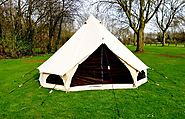 3m Glamping Bell Tent Bundle Package Deal Camping | Bell Tent Village - Bell Tent Village