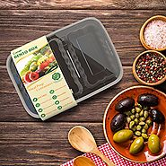 Top 10 Best Reusable Meal Prep Container Reviews 2018-2019 on Flipboard
