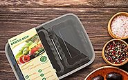 TOP 10 BEST REUSABLE MEAL PREP CONTAINER REVIEWS 2018-2019 | elink
