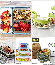 TOP 10 BEST REUSABLE GLASS MEAL PREP CONTAINER REVIEWS 2018-2019 on Flipboard