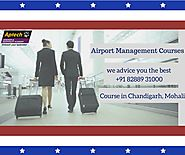 Aptech Airport Management Course in Chandigarh