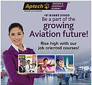 Aptech Aviation Airline Courses in Chandigarh