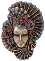 Venetian Style Carnival Mask Wall Decor
