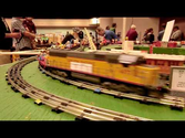 Model Trains for Kids & Adults. Northern California Train Collectors show -5