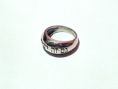 Happiness Ring - Silver