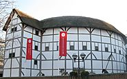 Shakespeare's Globe: About Us - Rebuilding the Globe / Shakespeare's Globe