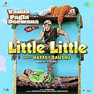 Little Little Hardy Sandhu MrJatt Punjabi mp3 Song Download