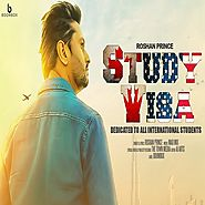 Study Visa Roshan Prince Mr-Jatt Punjabi mp3 Song Download