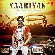 Yaariyan by Sukh Zind mp3 song download free here