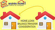 Balance Transfer Considerations & Offers for Home Loan | Mudra Home