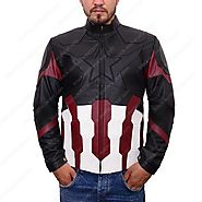 Website at https://www.black-leatherjacket.com/captain-america-infinity-war-jacket