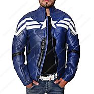 Website at https://www.black-leatherjacket.com/steve-rogers-the-winter-soldier-captain-america-2-blue-jacket