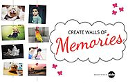 Create Walls of Memories