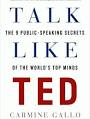 Talk Like Ted More Info