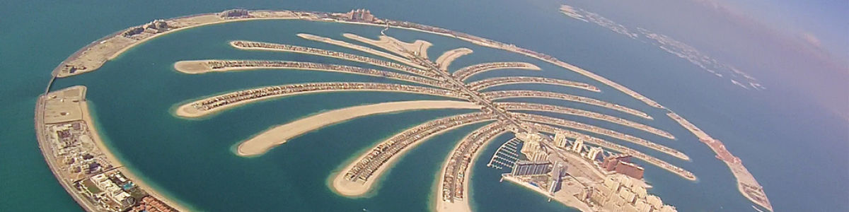Headline for Mind-blowing facts about how Dubai's Palm Jumeirah was built – insight into an engineering masterpiece