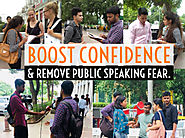 Engmates Students Public interaction to boost confidence and remove Public speaking fear