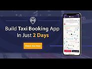 Build Your Own Taxi Booking App in Just 48 Hours