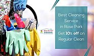 Best Cleaning Service in Rose Park- Get 10% off on Regular Clean* | Cleaning | Gumtree Australia Burnside Area - Rose...