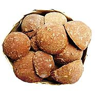 Palm Jaggery \/ Panai Vellam \/ Palm Sugar \/ Karupatti – Excellent Alternative to White Sugar, Prevents Anemia, Rele...