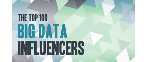 Headline for Top 100 Big Data Influencers