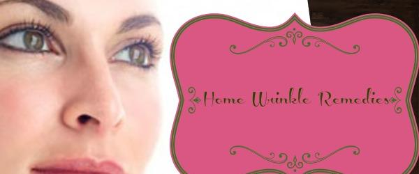 Headline for Home Remedies Wrinkles Face