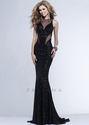Sparkly Black Prom Dresses