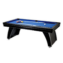 Fat Cat Phoenix 7-Foot 3-in-1 Billiard, Slide Hockey, and Table Tennis Table: Sports & Outdoors
