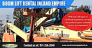 Boom Lift Rental Inland Empire | westcoastequipment.us - Album on Imgur