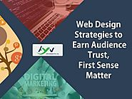 Responsive Web Design Strategies to Earn Audience Trust