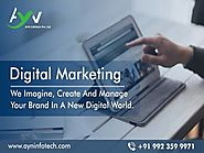 Digital Marketing - Foremost Way to Promote Your Business and Generate Highest Revenue