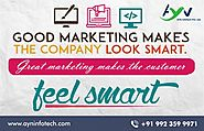 Great Marketing makes the customer feels smart