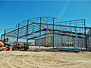 Construction of Secure Aeronautics Hangars