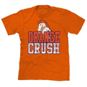 Youth Orange Crush tshirt Denver Broncos shirt NFL championship tees