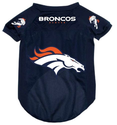 Denver Broncos Pet Dog Football Jersey Alternate SMALL