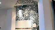 The Story of the Keith Haring Mural Hidden in a Tribeca Loft