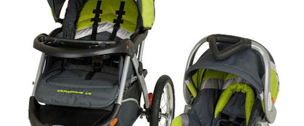 Headline for Best Jogging Stroller With Car Seat Reviews and Ratings 2014