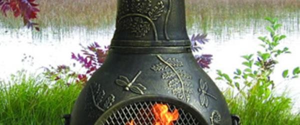 Headline for Best Cast Iron Chiminea Fireplace Reviews 2014
