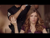 Anna Kendrick: Behind the Scenes of the Mega Huge Game Day Ad Newcastle Almost Made
