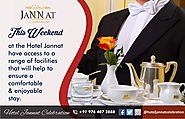 Services and facilities offered by the premier 5 star business hotel in Wani | Visual.ly