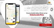 Stay ahead with our Uber Clone App