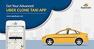 UBER CLONE: BETTER TAXI SERVICE ON DEMAND