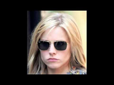 Kristen Bell in Ray Ban Caravan Sunglasses