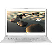 Acer Aspire Ultrabook Laptop Computer With 13.3 Touch Screen 4th Gen Intel Core i5 Processor
